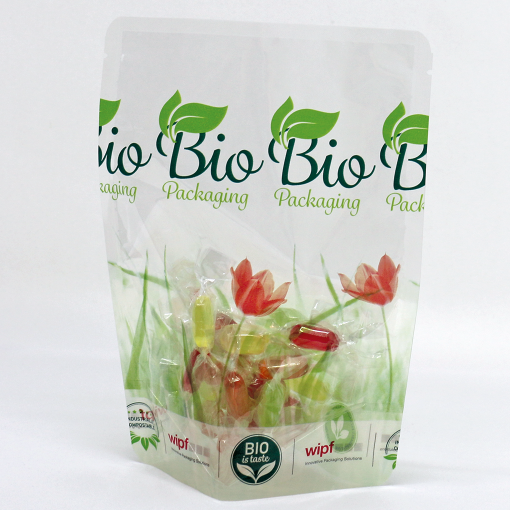 Wipf kompostierbares Bio Packaging